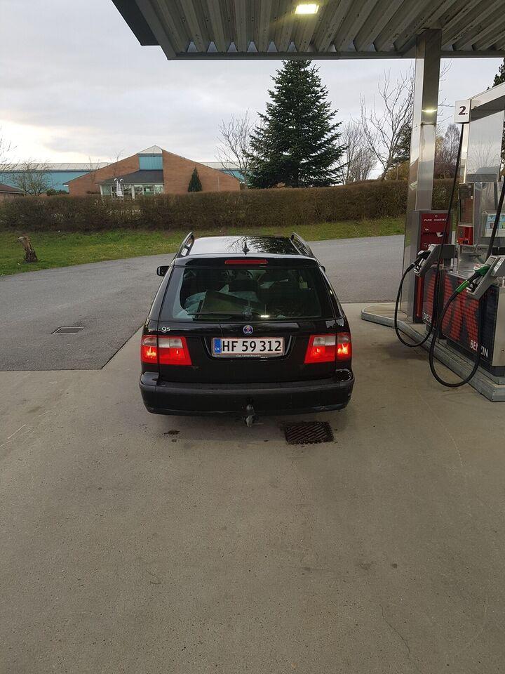 Saab 9-5, 2,0 150 stc., Benzin