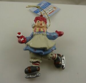 Raggedy-Ann-ice-skating-Christmas-ornament-Kurt-S-Adler