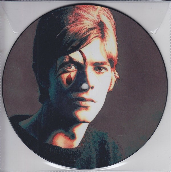 Single, David Bowie, The Shape of things to come, Rock,…