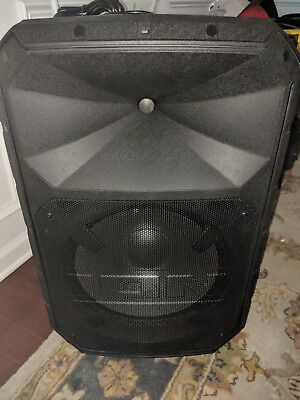 Ion Audio IPA91 Total PA Max 500 watt Sound System with Microphone