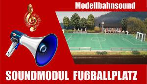 Soundmodul-Fussballplatz-Mp3-Sound-mit-SD-Karte-Modellbahn-Sound