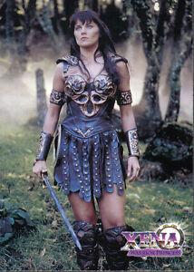 Xena warrior princess series 1 promotional card p1 ebay image is loading xena warrior princess series 1 promotional card p1 solutioingenieria Choice Image