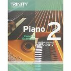 Piano 2015-2017: Pieces & Exercises: Grade 2 by Trinity College London (Paperback, 2014)