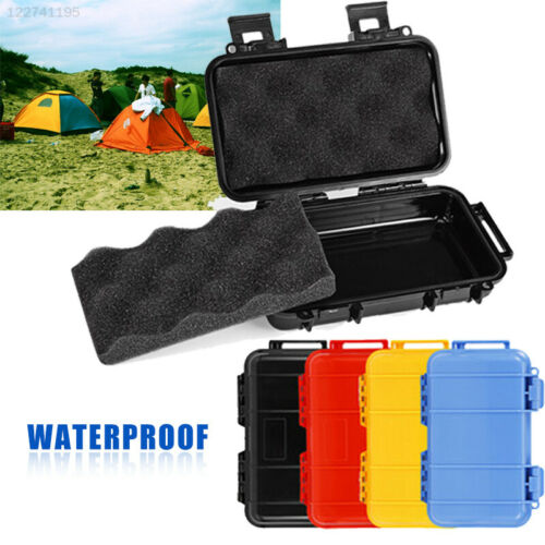 3CF8 Small//Large Carry Box Mobile Phone Outdoor Hard Storage Case