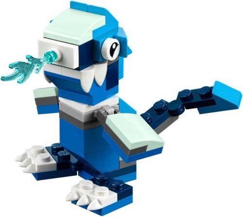 Lego Dragón De Hielo mensual Build 40286 Bolsa De Polietileno BNIP