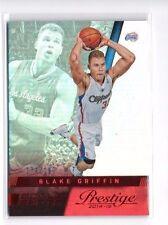 Blake Griffin 2014-15 Panini Prestige, Bonus Shots, Red Plus, /199 !!