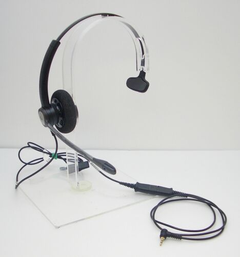 HW111N-2.5mm Headset for Cisco 504 508 921 922 941 942 /& Polycom 320 321 330 331