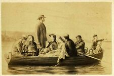 1800s photo HYMN I'm But A Stranger Here Charles TABER New Bedford Thomas Taylor