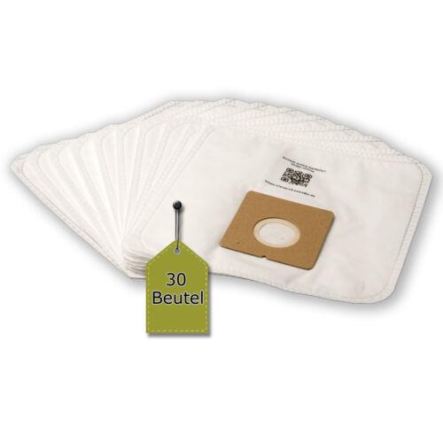 30 sacs pour aspirateuranthères Convient pour aspirateur AQUAPUR div 980