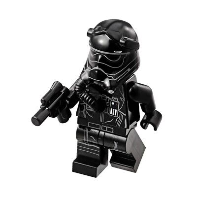 New LEGO Star Wars TIE Pilot Minifigure 75194 TIE Fighter Microfighter sw902