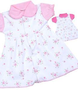 babyprem-Prematuro-Bebe-Vestido-Pequeno-NEONATAL-Ropa-Rosa-Vestidos-0-7-3-4kg