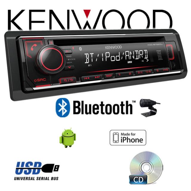 Kenwood KDC-BT520U - Bluetooth CD/MP3/USB Autoradio KFZ Radio PKW Auto