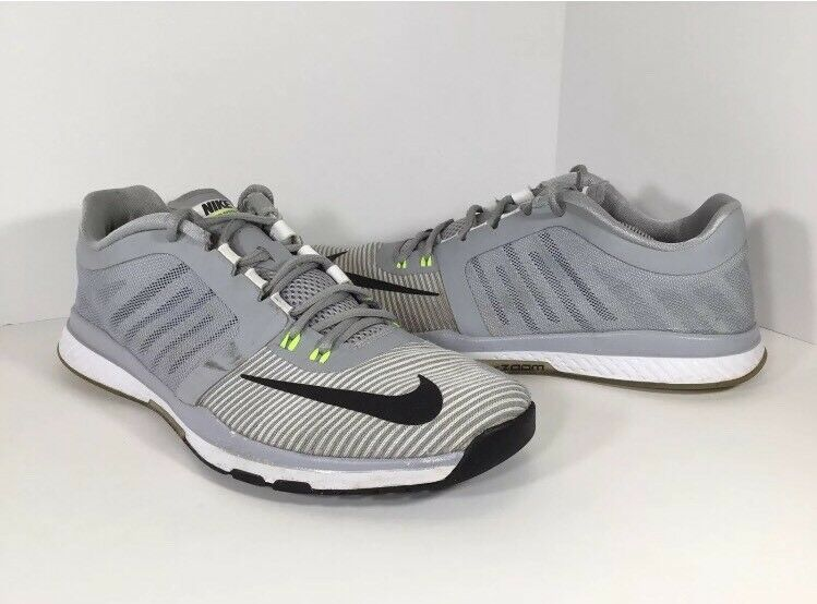 Nike Zoom Speed TR Training Grey Black White Mens Comfortable Cheap women's shoes women's shoes