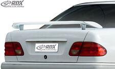 RDX Heckspoiler MERCEDES E-Klasse W210 Heckflügel Heck Spoiler Flügel Hinten