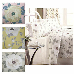 Sienna Floral Duvet Quilt Cover Bedding Sets Single Double