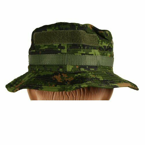 New Green CADPAT Digital Camo Tactical Combat Military Boonie Hat