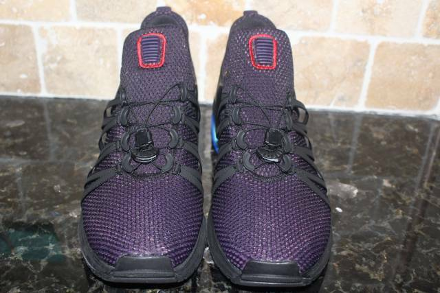 NIKE SHOX GRAVITY  GRAND PURPLE  MEN SIZE 8.5 8.5 8.5 REENGINEERED TECHNOLOGY LIGHT 9cdecd