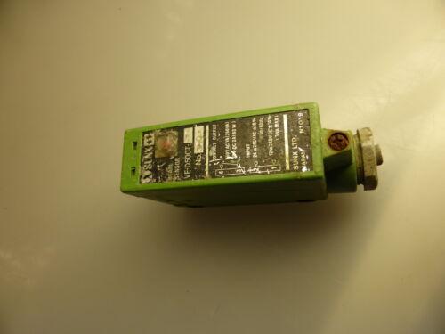 SUNX VF-D500T-3; No.3HOK; N1019