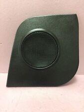 Mazda Miata Black speaker cover 1990-93 Left  passenger side