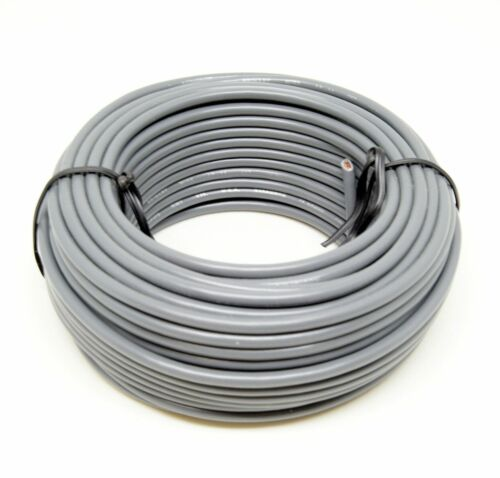 6 Rolls 14 Gauge 50 Feet Remote Primary Trailer Wire LED Power Cable Audiopipe