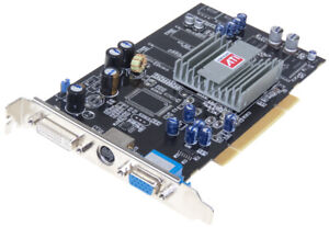 SAPPHIRE Ati Radeon 92500 PCI 128MB DDR 1024-RC25-H2-SA Carte Graphique