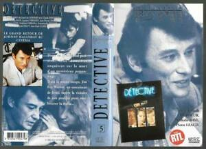 K7-video-VHS-N-amp-B-original-neuf-JOHNNY-HALLYDAY-film-detective-Nathalie-BAYE