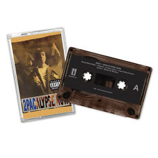 2Pac 2PACALYPSE NOW Debut Album INTERSCOPE Tupac Shakur NEW SEALED CASSETTE TAPE