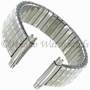 16-22mm-Speidel-Stainless-Steel-Twist-O-Flex-Curved-Ends-Mens-Band-LONG-1611-04