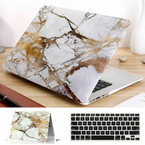 Marble Matt Hard Case Cover Keyboard Skin For Macbook Air Pro 11 13'' Retina