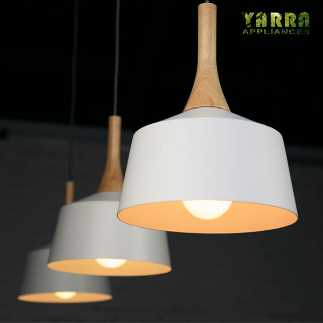 Modern Fittings Pendant Lighting Contemporary Wooden Lights Design Ceiling Lamps