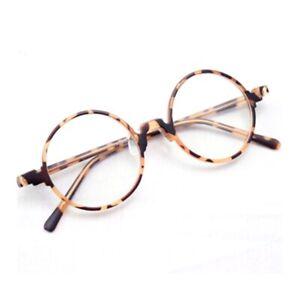 rotondo-Montatura-per-occhiali-Occhiali-da-vista-Telaio-moda-occhiali-da-lettura