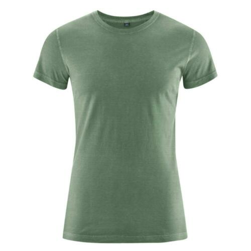 HempAge Herren T-Shirt körperbetont geschnitten Hanf//Bio-Baumwolle