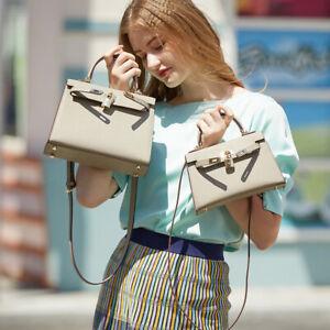 Molto-popolare-Ragazza-Donna-in-Cuoio-in-Pelle-Borsetta-Monospalla-bag-L920400