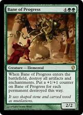 BANE OF PROGRESS Commander 2013 MTG Green Creature — Elemental RARE