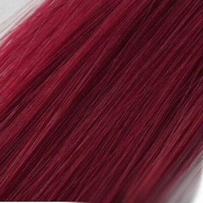 Long Straight Synthetic Clip in on Hair Extensions Piece Multi Color Women