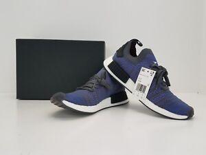 Adidas-NMD-R1-STLT-PK-Nomad-Primeknit-Blue-Blk-Coral-CQ2388-BRAND-NEW-IN-BOX