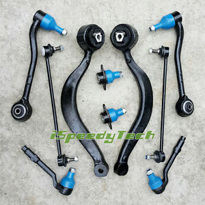 FOR-BMW-X5-2000-2006-E53-1-Front-Lower-Control-Arms-Pair-Set-Suspension-Kit-New