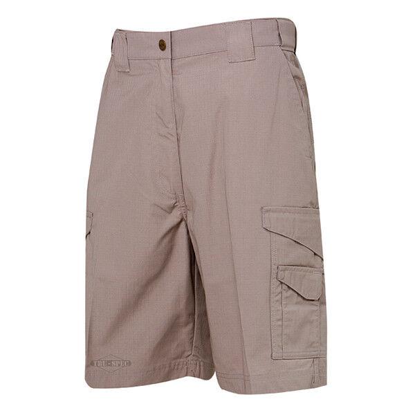 Tru-Spec Mens Original 24-7 Series Tactical Shorts KHAKI