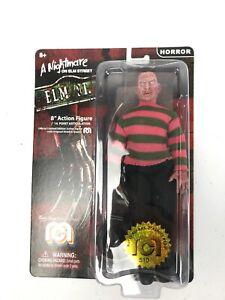 A-Nightmare-on-Elm-Street-Freddy-Krueger-8-034-Action-Figure-NEW-Horror-MEGO-Figure