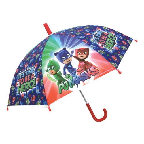 Children/'s POE Umbrella Disney Character PJ Masks