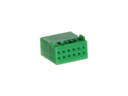 Añadido Quadlock conector verde