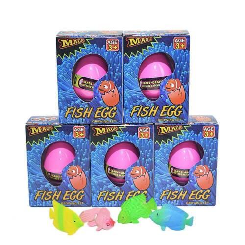 Magic Hatching Mermaid Unicorn Egg Growing Animal Hatch Water pets Kids Gift Toy