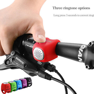 Cyling Bike Bicycle Handlebar Bell Ring RockBros Creative Bike Horns Sound