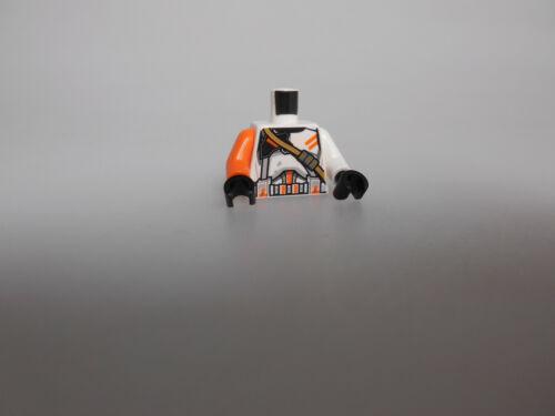 LEGO ® Star Wars Personaggi Accessori 1x torsi per Airborne Trooper 75036 NUOVO