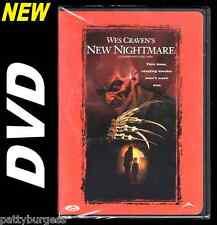 Wes Craven's New Nightmare (DVD) Robert Englund, Heather Langenkamp