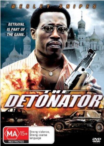 1 of 1 - The Detonator (DVD, 2006) R4 PAL NEW FREE POST