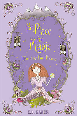 1 of 1 - Baker, E. D., No Place for Magic, Very Good Book