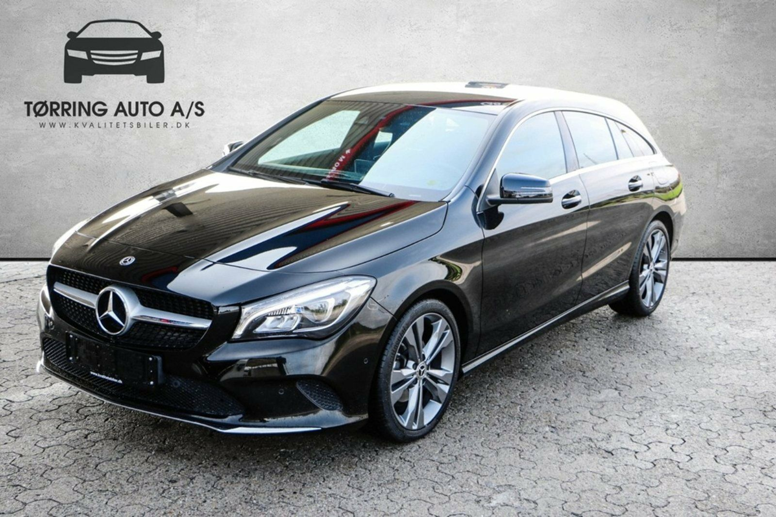 Mercedes CLA200 1,6 SB aut. 5d - 349.900 kr.