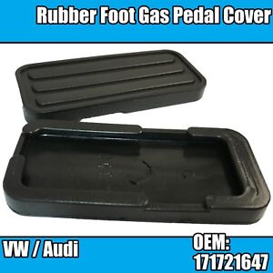 Details about 1x VW Caddy Mk2 Golf Passat Polo Jetta ACCELERATOR GAS PEDAL  PAD RUBBER *NEW*