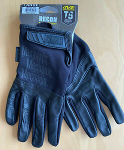 Mechanix-Wear-Recon-Tactical-Glove-Einsatz-Searching-Dienst-Handschuh-Leder-Neu
